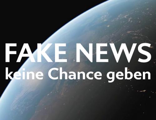 FAKE NEWS – Und was passiert wenn die Wahrheit stirbt