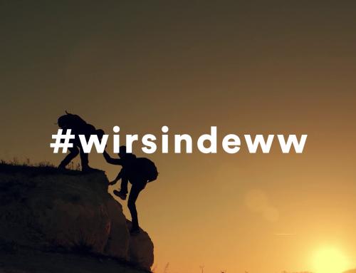 #wirsindeww Social Media Kampagne