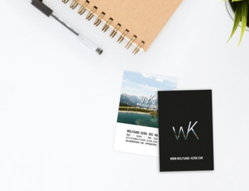 Visitenkarte Redesign